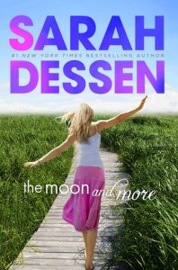 Review: The Moon and More – Sarah Dessen (Giveaway)