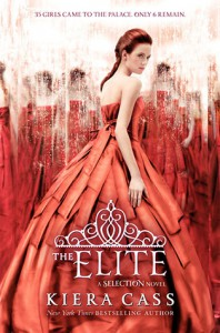 Review: The Elite – Kiera Cass