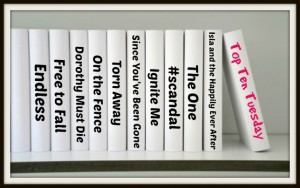 Tp[TenTuesdaybookshelf
