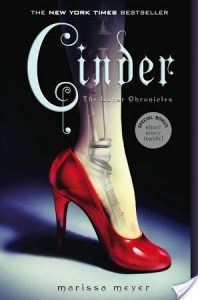 Review: Cinder – Marissa Meyer