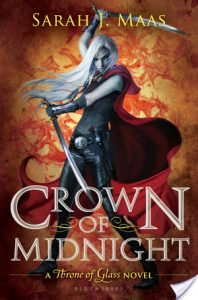 The Dish: Crown of Midnight – Sarah J. Maas
