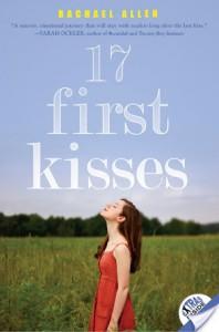 Review: 17 First Kisses – Rachael Allen