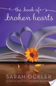 Review: The Book of Broken Hearts – Sarah Ockler