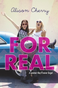 Review: For Real – Alison Cherry