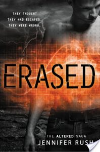 Review: Erased – Jennifer Rush