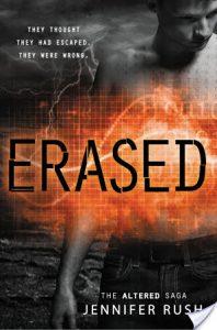 Review: Erased – Jennifer Rush