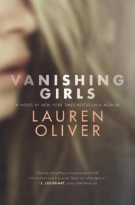 Review: Vanishing Girls – Lauren Oliver