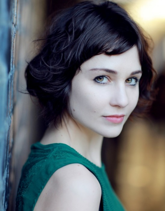 Tuppence Middleton (sort of)—Scarlet