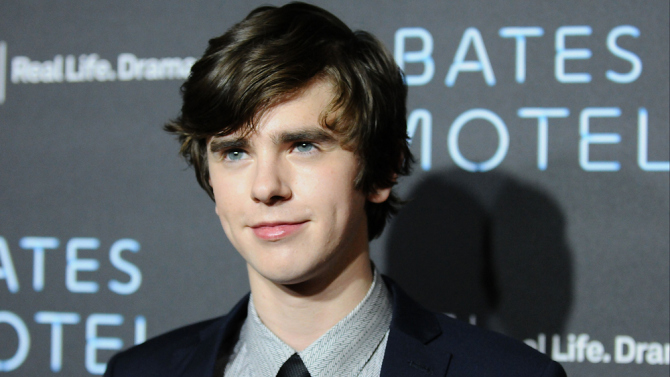 Freddie Highmore as Much