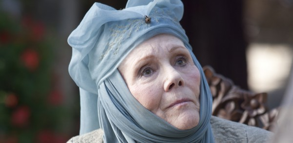 Diana Rigg as Eleanor of Aquitaine