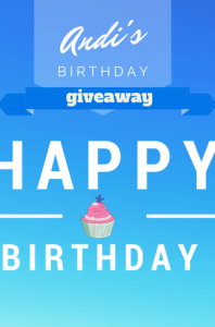 It's My Birthday and I'll Give Away Books  if I Want To…