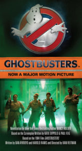Giveaway – Ghostbusters (Mass Market Paperback)