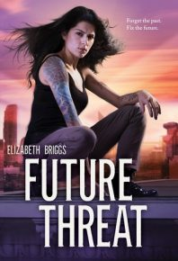 Blog Tour: Future Threat by Elizabeth Briggs + giveaway