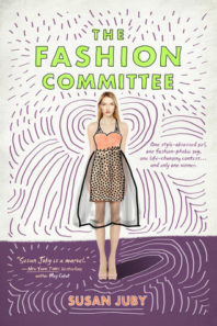 Blog Tour: The Fashion Committee – Etsy Fashion Illustrations {giveaway}