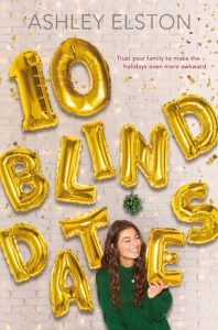 Review: 10 Blind Dates-Ashley Elston