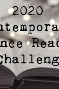 2020 Contemporary Romance Reading Challenge- A Farewell
