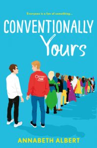 Review: Conventionally Yours – Annabeth Albert