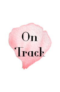 Getting On Track – April